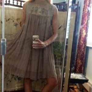 Boho freepeople babydoll dress